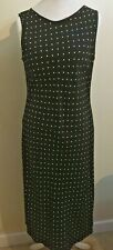 LADIES MAXI DRESS FROM BHS  SIZE 16  HARDLY WORN