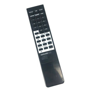 Compact CD Player Remote Control For Sony CDP-C315 CDP-XE510 CDP-211 CDP-297
