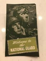 Welcome to the National Guard Pamphlet Post-Korean War Era