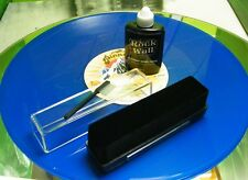 ♫ KIT CLEANING BRUSH VINYL RECORD VINTAGE + PRODUCT ♫
