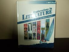 Explorations in Literature for Christian Schools 2nd Edition Student Text