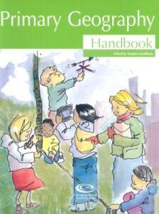 Primary Geography Handbook By Stephen Scoffham. 9781843771036