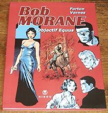 Forton - Bob Morane - Objectif Equus - Hibou