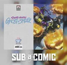 SPIDER-GWEN GHOST SPIDER #8 NEXON MARVEL BATTLE LINES VARIANT (2019) COMIC
