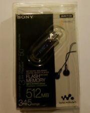 Sony Network Walkman 512 MB Digital Music Player (NW-E405/LM) BRAND NEW