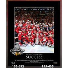 Chicago Blackhawks 2015 Stanley Cup Champions Plaque - ClearOut!