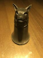 Beautiful Vintage WOLF Candle Snuffer