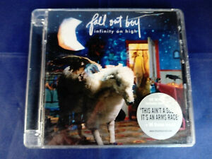 Fall out boy - Infinity on high (CD 2007)