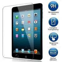 1x Tempered GLASS Screen Protector For Apple iPad 2017 2 3 4 5 Pro 9.7 Mini Air