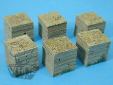Accurate Armour 1:35 Anti-Tank Cube Set (Small) FF35018*