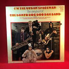 BONZO DOG DOO DAH BAND I'm The Urban Spaceman The Very Best Of 1984 UK Vinyl LP