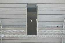 HP Z620 Workstation 1 X SIX CORE 3.50GHz E5-1650V2 16GB RAM 500GB SATA HDD TOWER