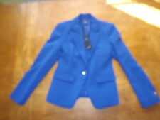 Marks and Spencer Women's Polyester Button Hip Length Coats & Jackets