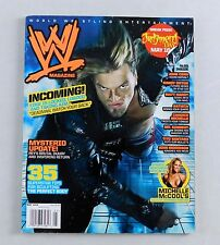 Edge May 2008 Michelle McCool Wrestling Magazine Raw WWE WWF Hardy Cena