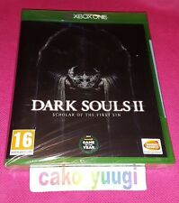 Namco jeux Xbox One Dark Souls II Scholar of the First Sin