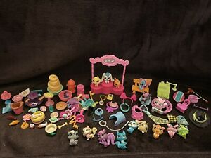 Huge Lot Of Littlest Pet Shop LPS - Little Pets and accessories - Miscellaneous