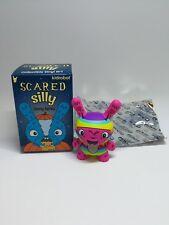 Kidrobot Scared Silly Dunny Series by Jenn & Tony Bot - The Littlest Lovebug