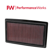 K/&N Performance Air Filters 13-16 Accord 2.4L 15-16 Acura TLX 33-2498