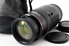 Excellent+++ Canon EF 100-300mm F5.6 L Macro Zoom Lens w/Soft Case From Japan
