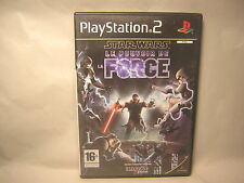 playstation 2 Star Wars : Le Pouvoir de la Force  PS2
