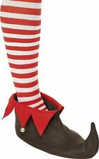 Elf Shoes with Bells, Brown
