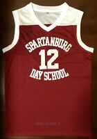 Zion Williamson Spartanburg Day School High School Men's Basketball Jersey Red