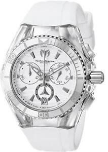 TechnoMarine 114035 Cruise Original Swiss Quartz Chronograph Womens Watch