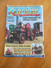 OLD GLORY MAG #114 PENDLE DUKE FODEN HOT AIR ENGINES FERGUSON TRACTOR TRAMS