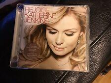 Katherine Jenkins: Rejoice. CD in Very Good Condition.