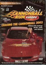 Cannonball Run - Europe 2003 - DVD - NEW