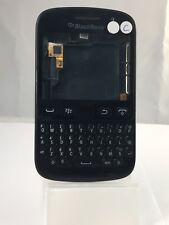 5 x Genuine Original BlackBerry Curve 9720 Phone Black Full Housing Fascia Back
