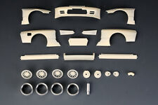1/24 RB Pandem R32 Wide Body Transkit for Tamiya kits