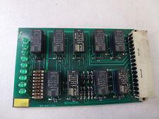Ingersoll IRK-A/02 Steuerplatine mit 6 Relais SDS S2-24V und 3 Relais SDS S4-24V
