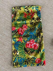 NEW & AUTHENTIC Maui Jim Microfiber Pouch Eyeglasses & Sunglasses Soft Case