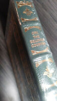 CRY, THE BELOVED COUNTRY Alan Paton - NEW IN PLASTIC - EASTON PRESS LEATHER RARE