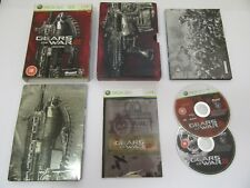 Gears Of War 2 Limited Edition  Xbox 360 Microsoft Complete PAL