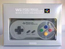 New Official Wii/SNES Classic Controller Super Famicom Club Nintendo Retro