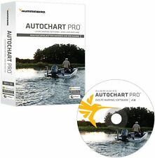 Humminbird AutoChart PRO North America v1.0 600032-1 Compatible w/ i-Pilot Link