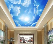Wallpaper Home Interior Decors Living Room Ceiling Lobby Mural Sky Pattern Theme