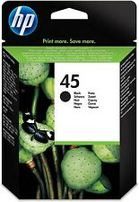 HP 45 Black Ink Cartridge 51645AE