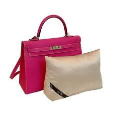 Bag-a-Vie Fits Hermes Kelly 35 Purse Pillow Storage Handbag Insert  Shaper