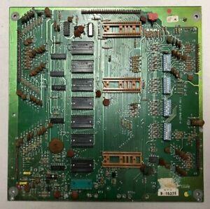 Bally pinball machine MPU board for parts or repair