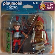 NEW Playmobil 5827 Roman Centurion, & Legionary Duo Pack  - RARE