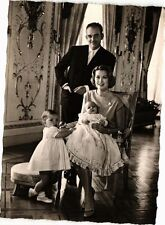 CPA S.A.S Le Prince Rainier III-La Princesse Grace-Le Prince Albert (234458)