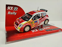 "Slot car Scalextric SCX 62840 Citroen C2 JWRC ""Dani Sordo"""
