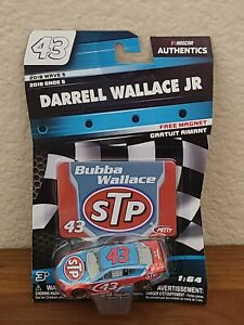 2018 Wave 5 Darrell Bubba Wallace Jr. STP 1/64 NASCAR Authentics Diecast