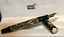 Mont Blanc Oscar Wilde Limited Edition Fountain Pen