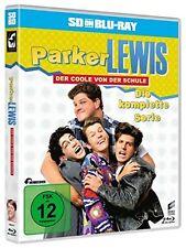 Parker Lewis - Der Coole von der Schule, Komplette Serie (SD on Blu-ray) NEU+OVP