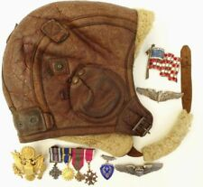 Issued Air Force 1914-1945 WWII Militaria Hats & Helmets