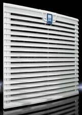 Rittal SK FAN & FILTER UNIT 255x255x107mm 40W 230V AC 250m³/h Snap Mounting Grey